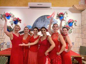 compañía de baile Viento Flamenco